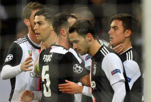 Sang Mantan Bilang Juventus