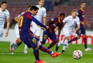 Barcelona Hampir Batal Menang