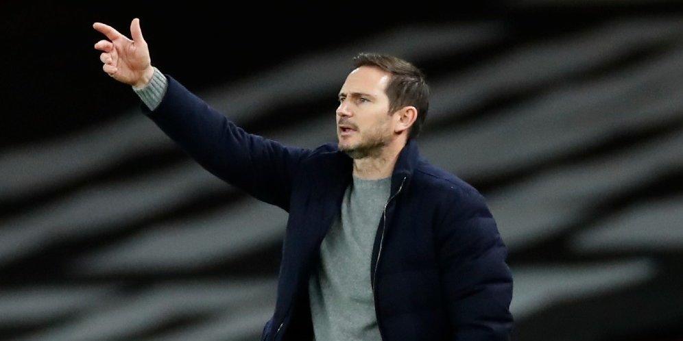 Meragukan Frank Lampard