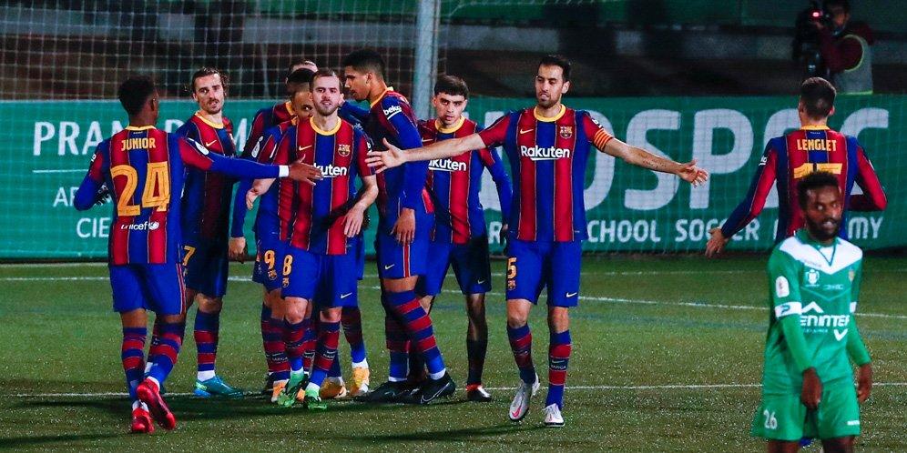 Barcelona Ingin Juara