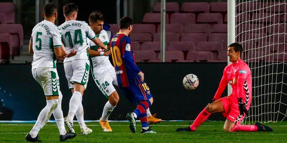 Jerseynya Diminta Lionel Messi