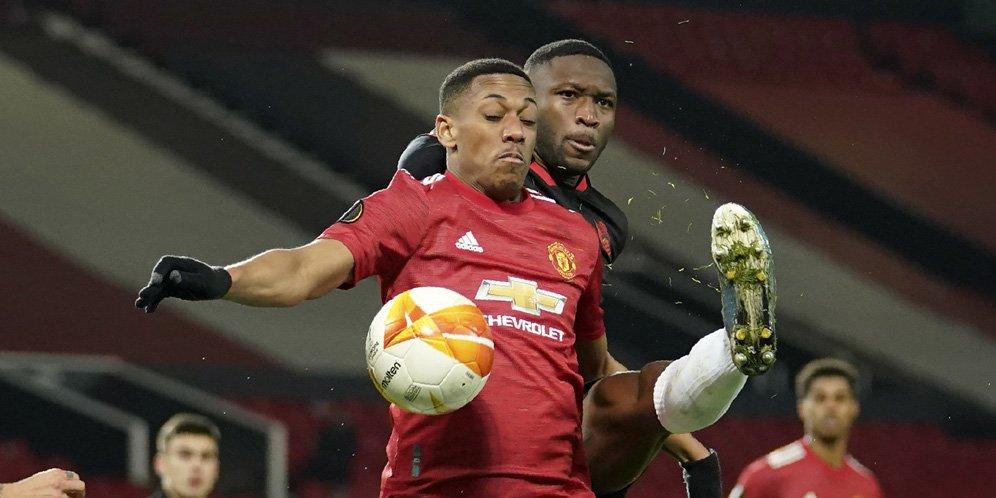 Rapor Pemain Manchester United