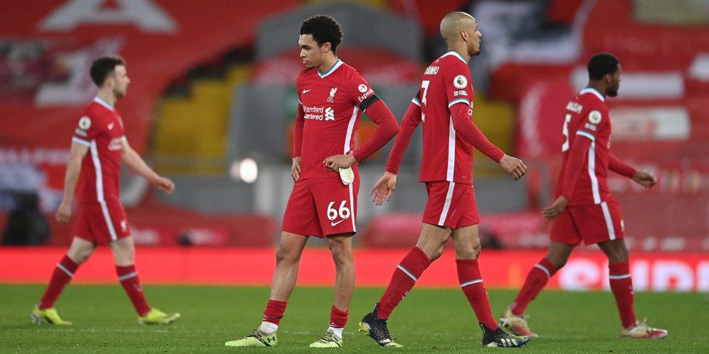 Liverpool Kalah Lagi
