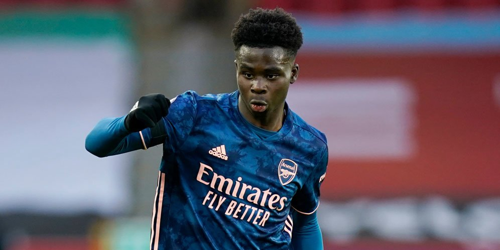 Arsenal Ogah Mengandalkan Bukayo