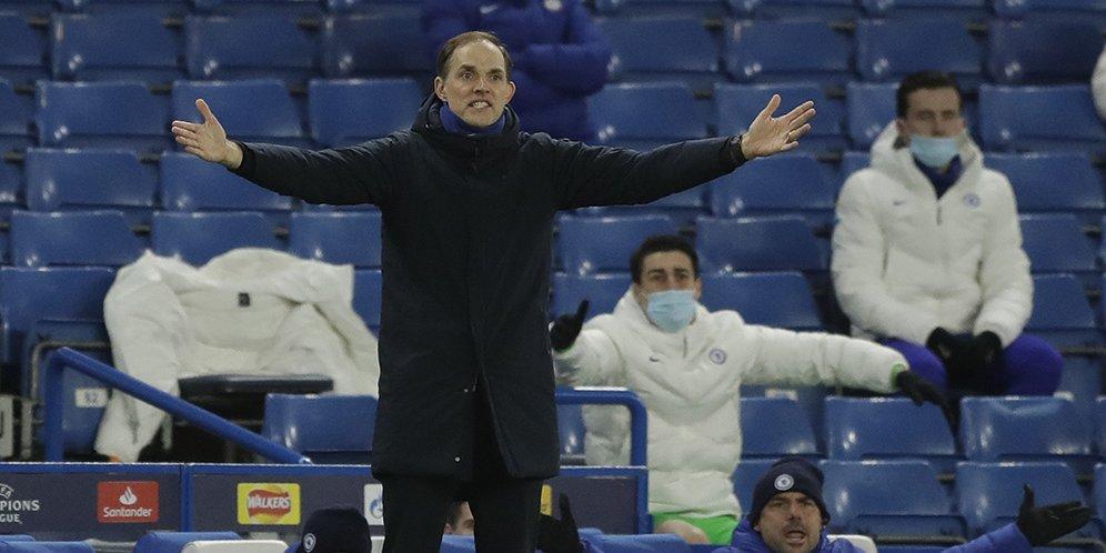 Chelsea Imbangi Real Madrid