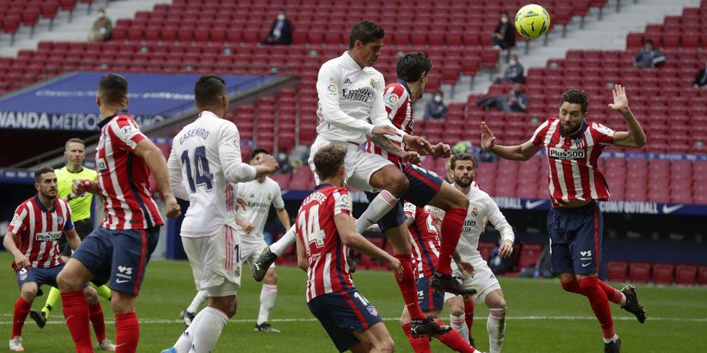 Cuma Real Madrid