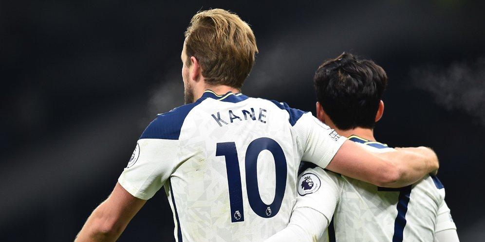 Harry Kane Tinggalkan Tottenham