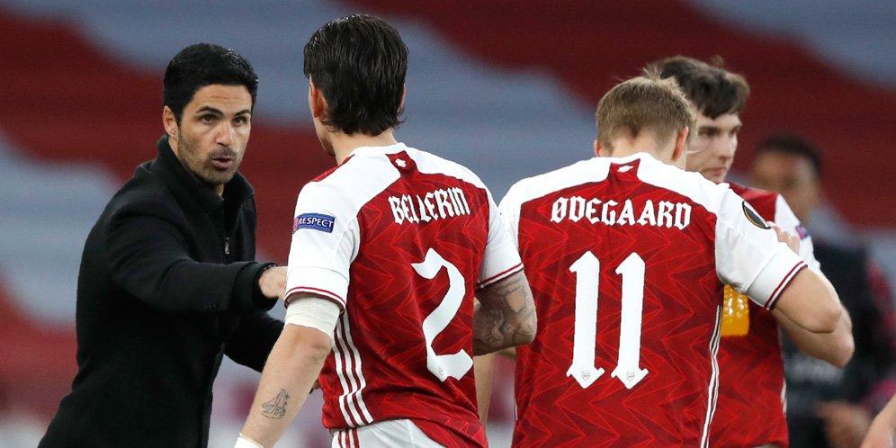 Kesedihan Mendalam Skuad Arsenal