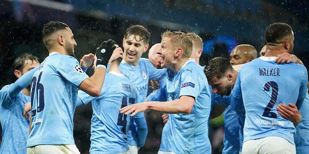 Kunci Kesuksesan Manchester City