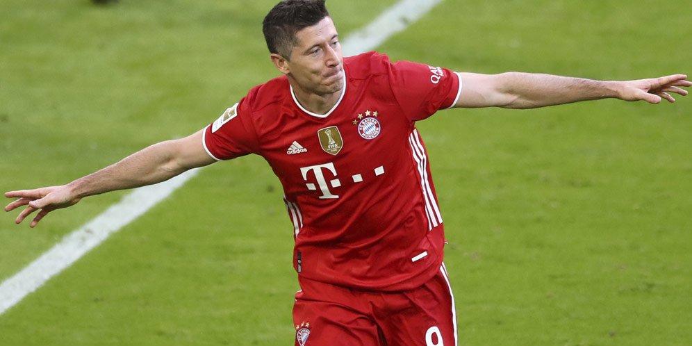 Lewandowski Catatkan Rekor Baru