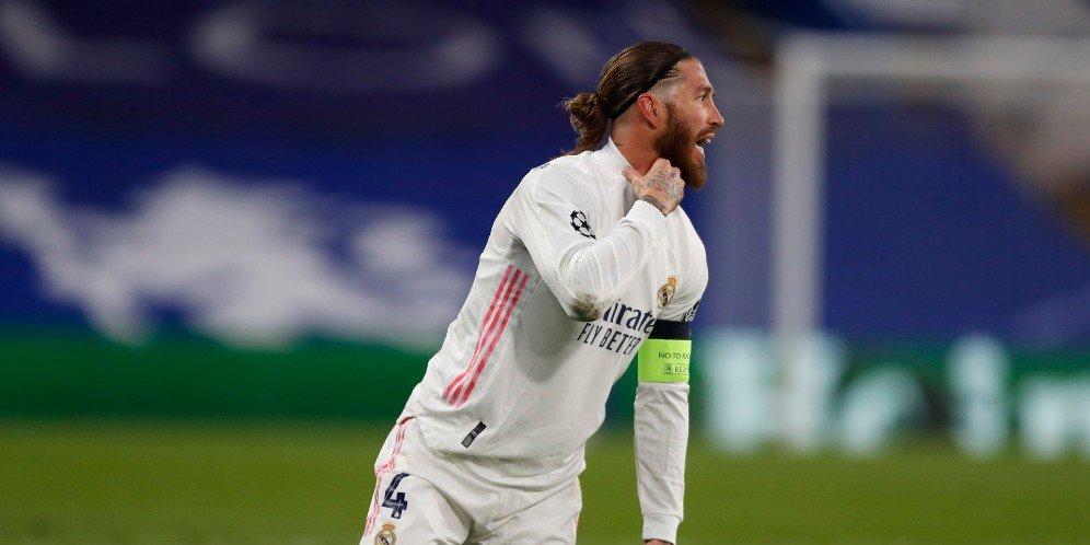Sergio Ramos Absen