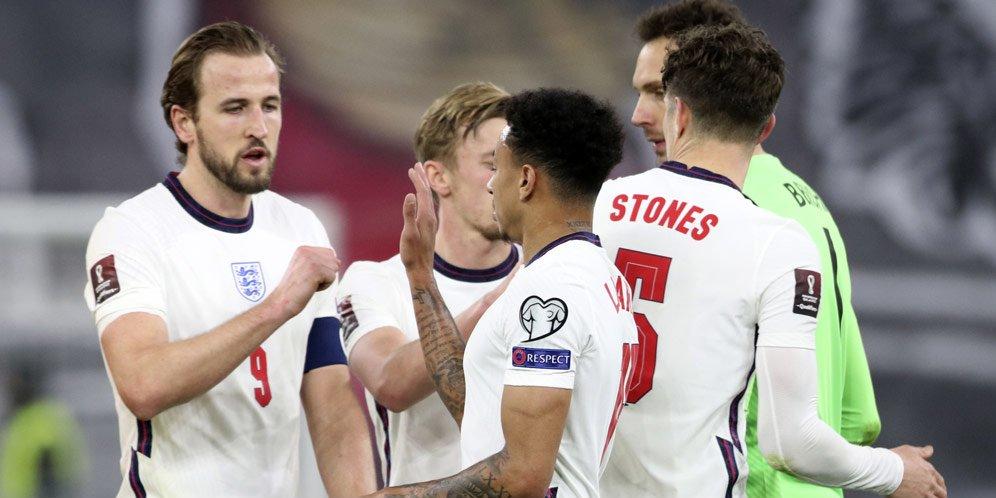Timnas Inggris Umumkan Skuat