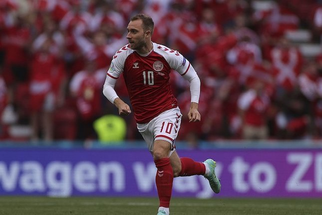 Christian Eriksen Sudah Pulih