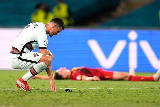 Portugal Bikin 23 Tembakan