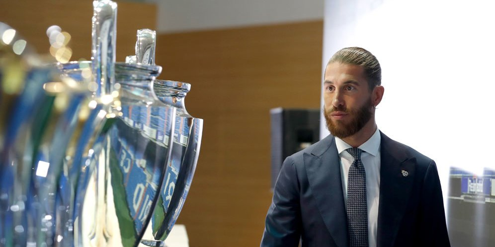 Sergio Ramos Hengkang