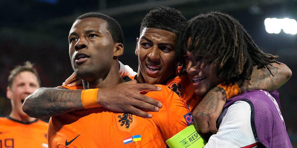 The Dutch Are Back