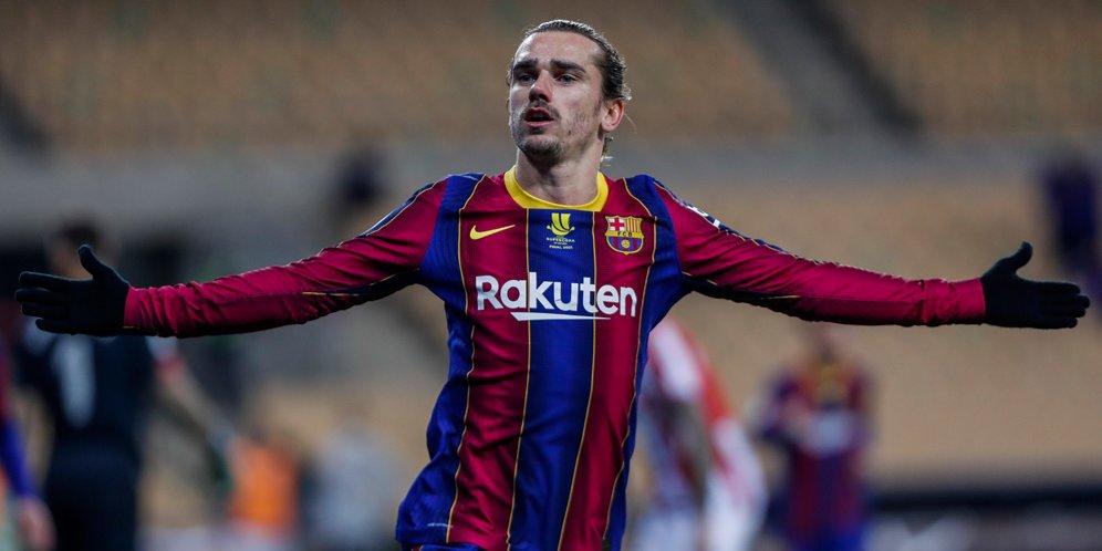 Barcelona Terpaksa Jual Griezmann