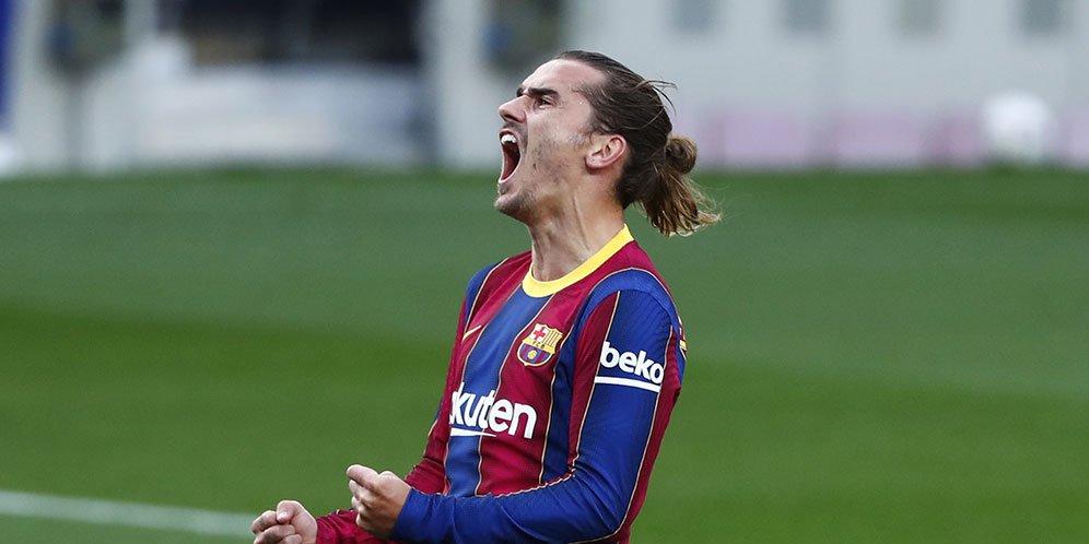 Griezmann Rela Tinggalkan Barcelona