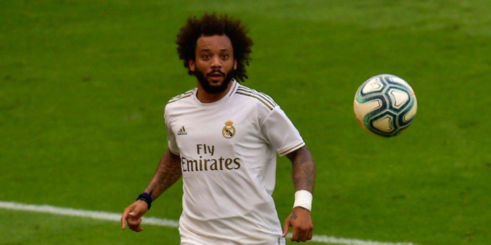 Marcelo Bangga Jadi Kapten