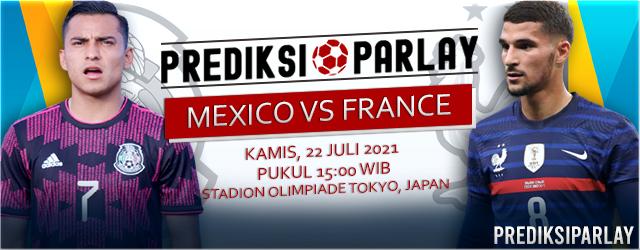 Prediksi Meksiko vs Prancis