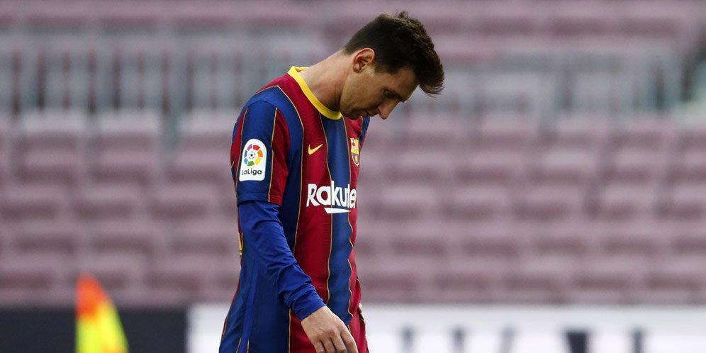Rumitnya Kasus Kontrak Messi